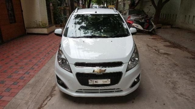 Chevrolet Beat LS LPG 2014