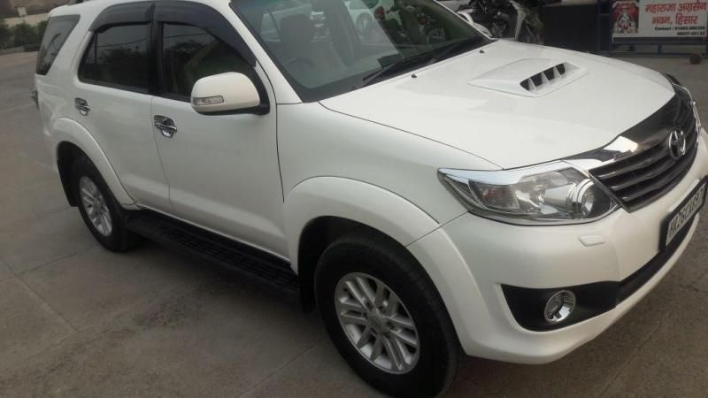 Used 2013 toyota fortuner Car for Sale in hissar- (Id