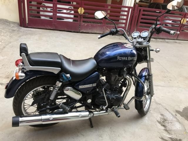 Royal Enfield Thunderbird 500cc 2016