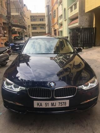BMW 3 Series 320d Luxury Line 2017