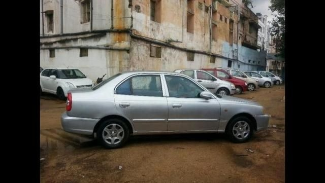 Hyundai Accent GLS 1.6 ABS 2004