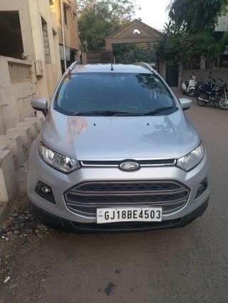 Ford EcoSport Ambiente 1.5L TDCi 2015
