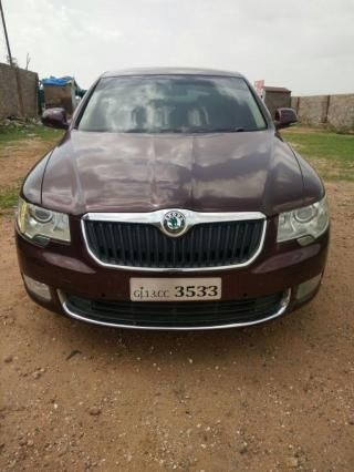 Skoda Superb 2.0 L&K AT 2011