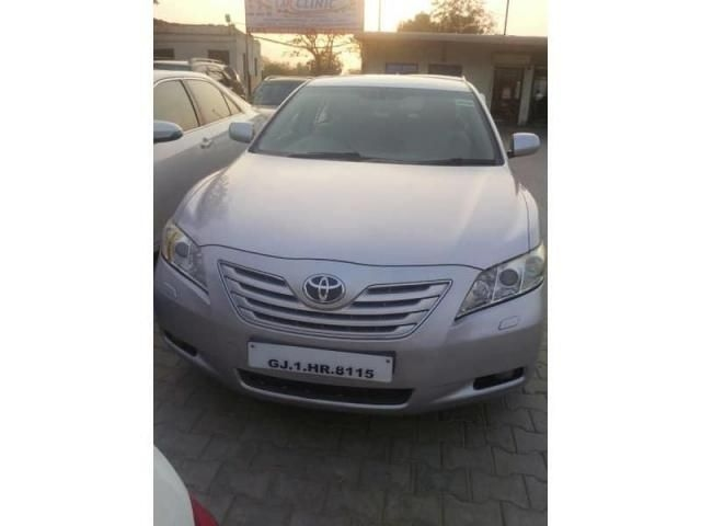 Toyota Camry W2 AT 2008
