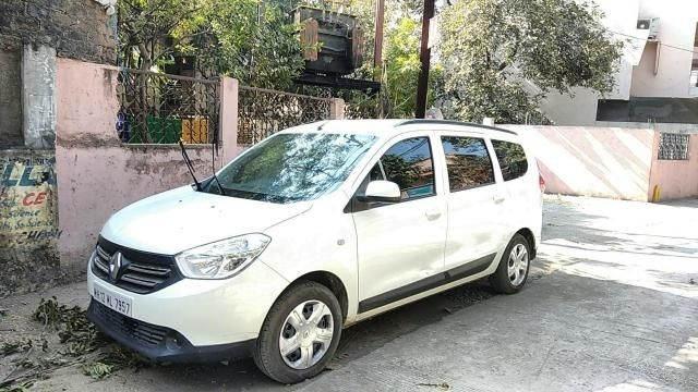 Renault Lodgy 85 PS World Edition 2016