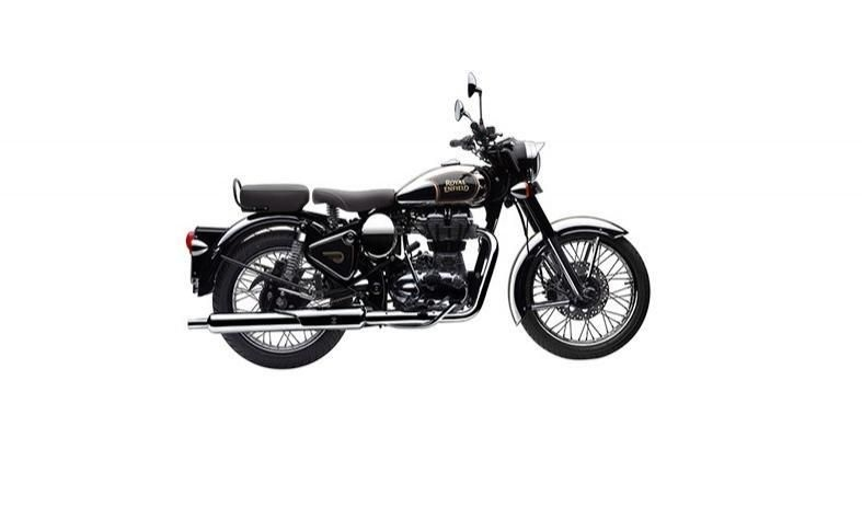 Royal Enfield Classic Chrome 500cc Dual Disc 2019
