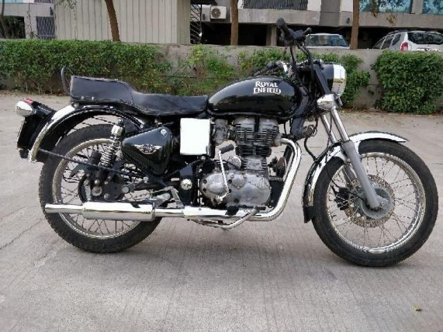 3 Used Royal Enfield Bullet Electra Bikes In Ahmedabad