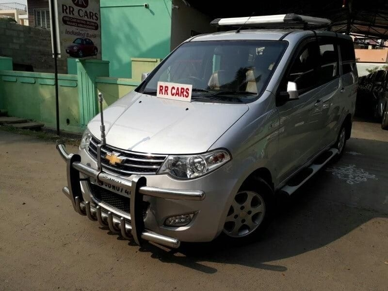 Chevrolet Enjoy Car For Sale In Coimbatore Id 1415996003 Droom