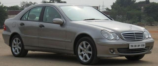 Mercedes-Benz C-Class 220 CDI Elegance AT 2007