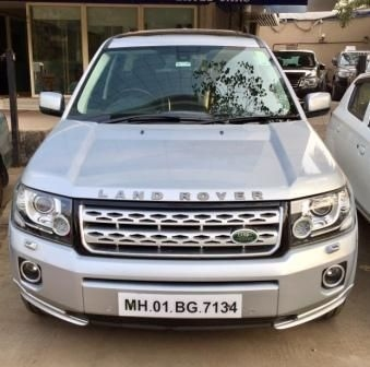 Land Rover Freelander 2 Sterling Edition 2013