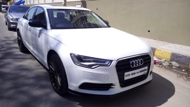 Audi A6 2.0 TDI TECHNOLOGY 2013