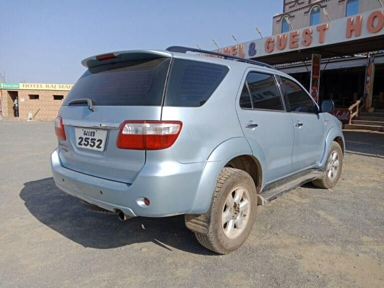 Toyota Fortuner 3.0 LIMITED EDITION 2009