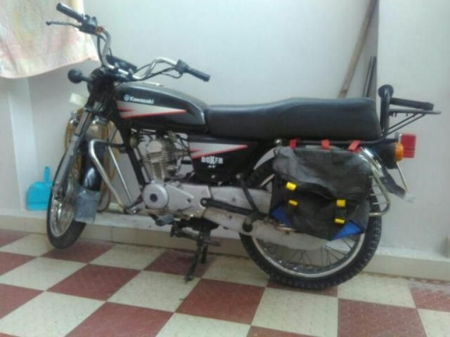 Bajaj Boxer AT100 2003