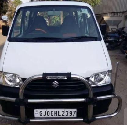 Maruti Suzuki Eeco 5 STR With A/C+HTR 2014