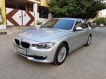 BMW 3 Series 320d Luxury Plus 2012