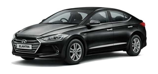 Hyundai Elantra 2.0 SX (O) AT 2020