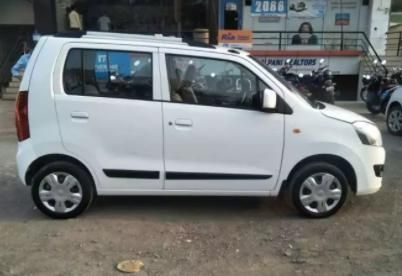 Maruti Suzuki Wagon R VXi Minor 2014