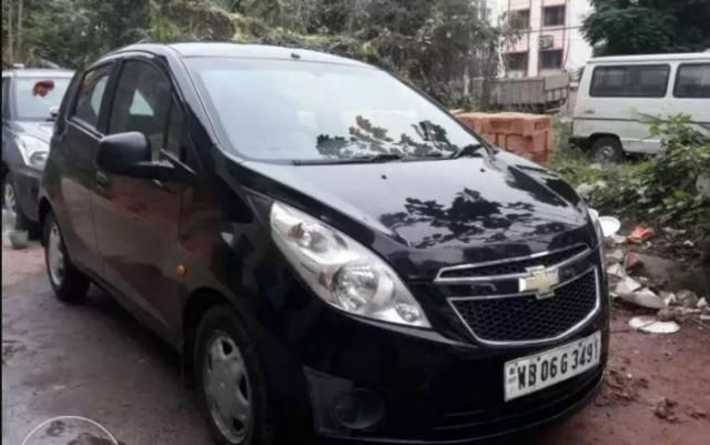 Chevrolet Beat LS LPG 2011