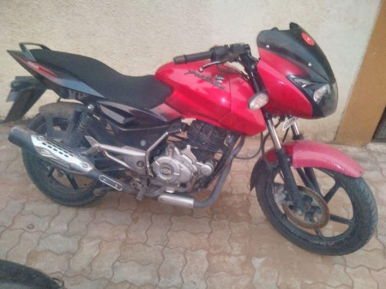 Used 2012 Bajaj Pulsar Bike for Sale in Vadodara - (Id:1416091475 ...
