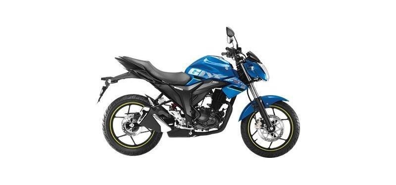 Suzuki Gixxer 150cc SP Rear Disc 2019