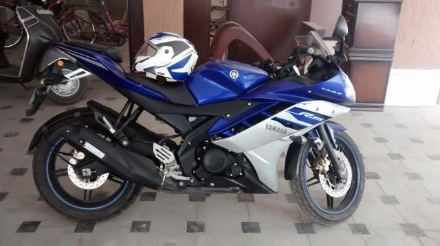 Used Yamaha Yzf-r15 2 0 Motorcycle/bikes, 409 Second Hand