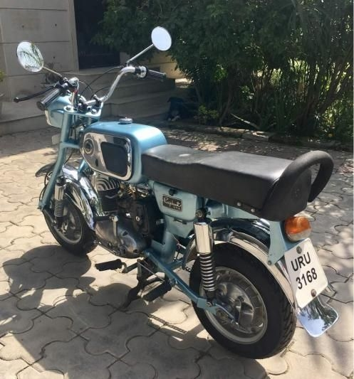 Rajdoot Gtx Vintage Bike for Sale in Delhi- (Id: 1416102727) - Droom