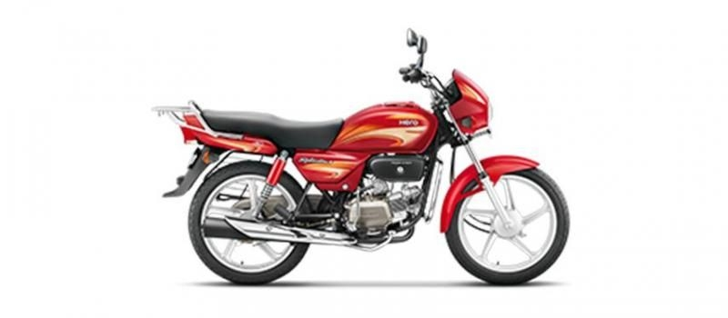 Hero Splendor Plus i3s 2019