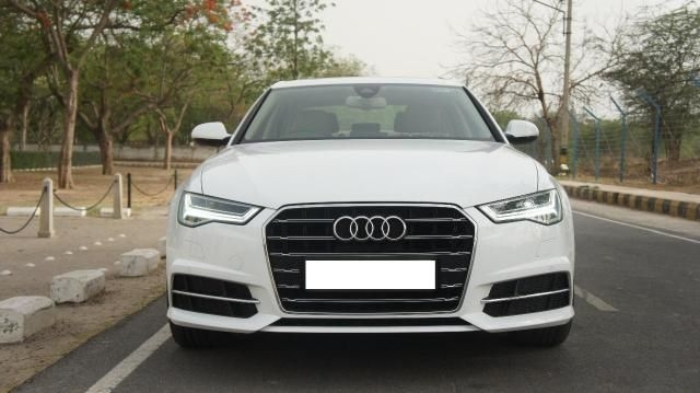 Audi A6 35 TDI Matrix 2017