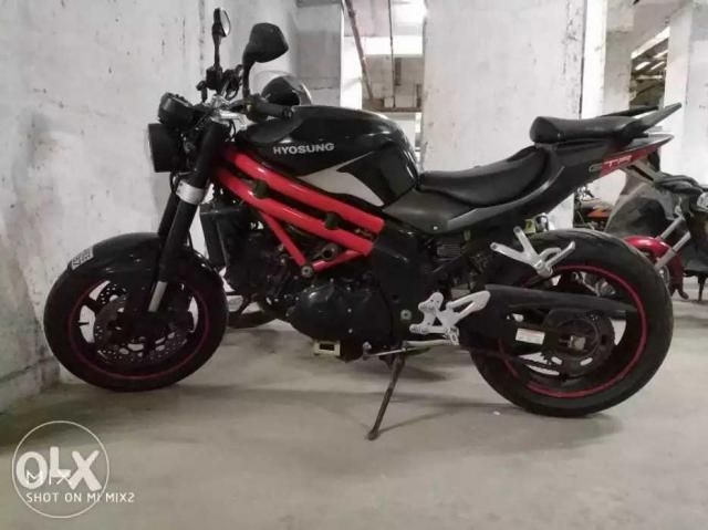 108 Used Hyosung Super Bikes in India, Verified Second Hand