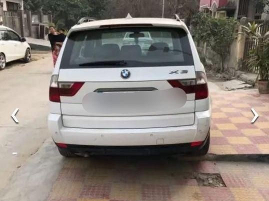 BMW X3 xDrive 20d Expedition 2017