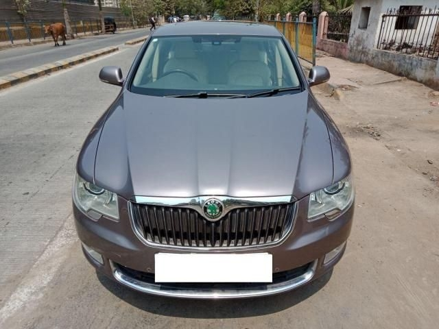 Skoda Superb ELEGANCE 1.8 TSI AT 2012