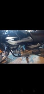Hero Splendor plus Kick Alloy 100cc 2018