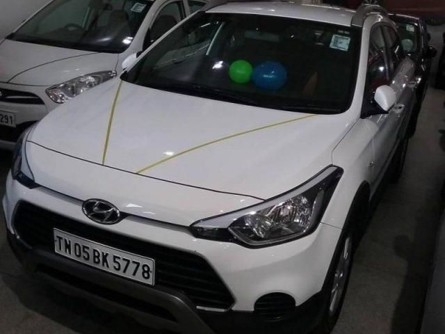 Hyundai i20 Active 1.2 Base 2017