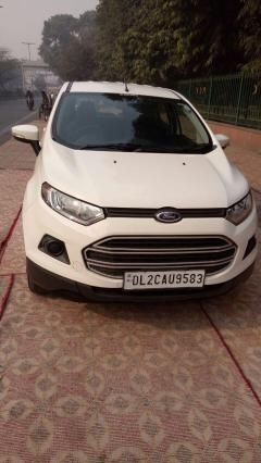 Ford EcoSport 1.0L Trend+ 2015
