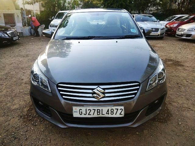 Maruti Suzuki Ciaz Alpha 1.4 AT 2017