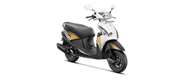 Hero Pleasure 100cc 2018