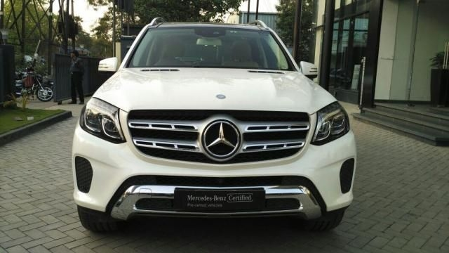 Mercedes-Benz GLS 350 d 2017
