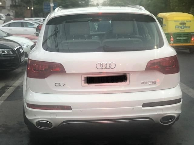 Audi Q7 35 TDI Technology Pack 2014