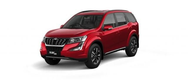 Mahindra XUV500 W11 (O) AT 2020