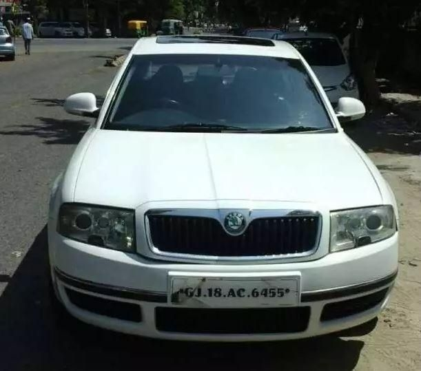 SKODA SUPERB 2.5 TDI AT 2008