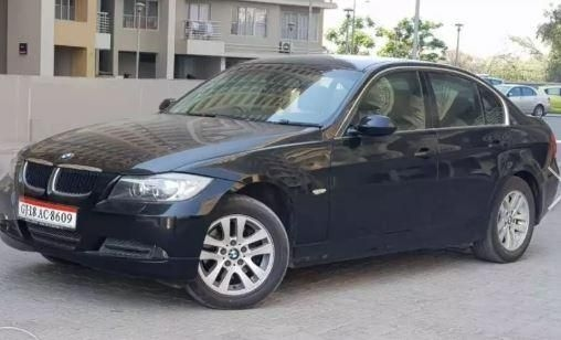 BMW 3 Series 320d Highline Sedan 2008