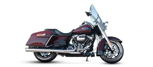 Harley Davidson Road King 2018