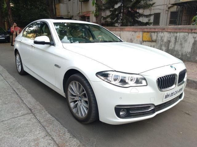 BMW 5 Series 520D LUXURY LINE 2014
