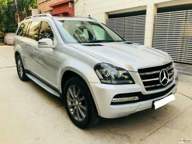 Mercedes-Benz GL 3.0 GRAND EDITION LUXURY 2012