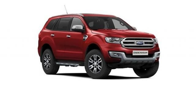 Ford Endeavour Trend 2.2 4x2 AT 2018