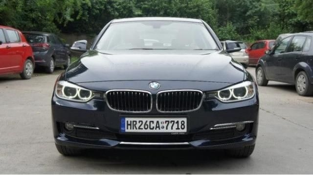 BMW 3 Series 320d Luxury Line 2013