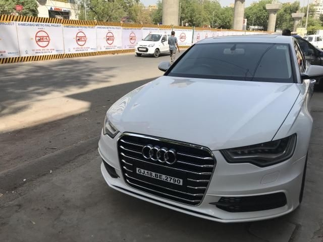 Audi A6 35 TDI Technology Pack 2015