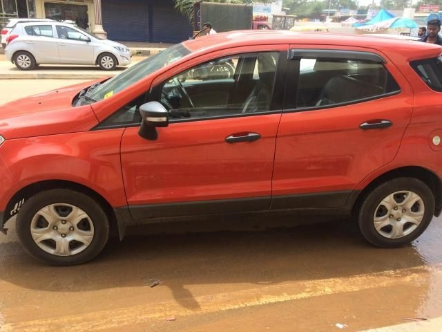 Ford EcoSport Ambiente 1.5L TDCi 2013