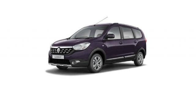 Renault Lodgy 85 PS RxE 7 STR 2018