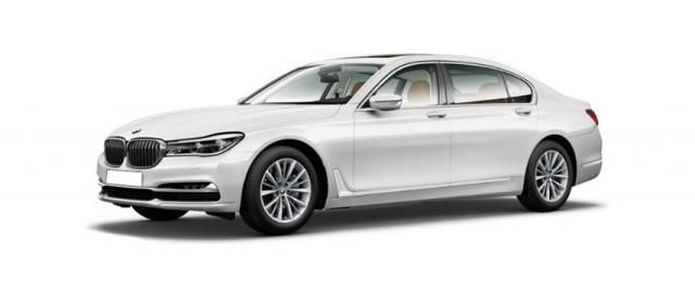 BMW 7 Series 730Ld Eminence 2019